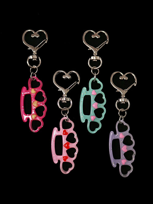 cutie knuckle keying (4 color)